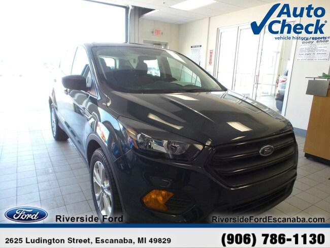 New  2019 Ford Escape S SUV  for Sale in Escanaba MI