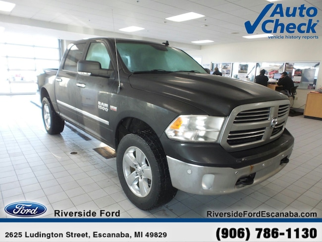 used 2016 ram 1500 for sale at riverside used in marquette. Black Bedroom Furniture Sets. Home Design Ideas