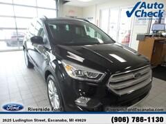 New 2019 Ford Escape SEL SUV near Escanaba, MI