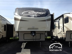 2017 COUGAR 327 RES  Starting at $51,999
