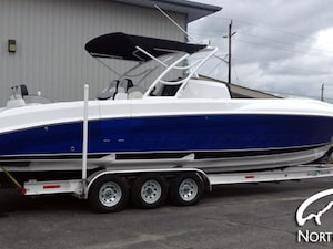 2018 Renegade Performance Boats 33' CENTER CONSOLE TWIN 350 hp MERCURY