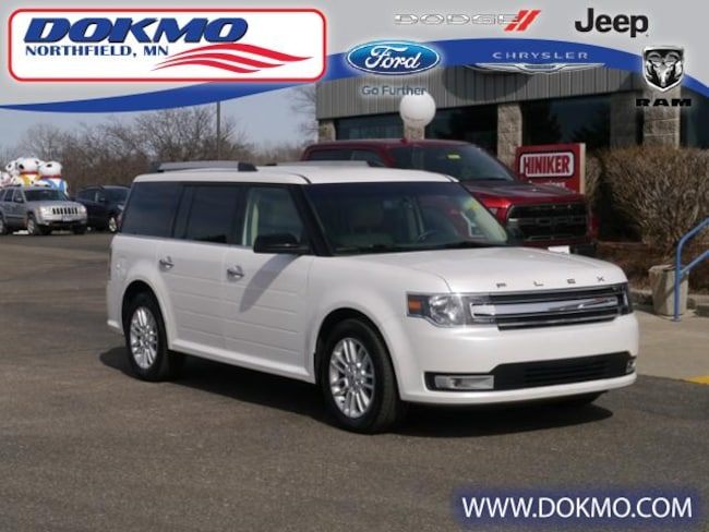 Used 2018 Ford Flex SEL AWD SUV in Northfield, MN