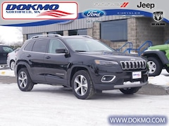 New Chrysler Dodge Jeep & RAM 2019 Jeep Cherokee LIMITED 4X4 Sport Utility in Northfield, MN