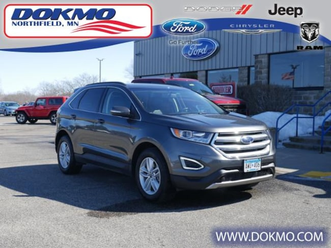 Used 2018 Ford Edge SEL AWD SUV in Northfield, MN