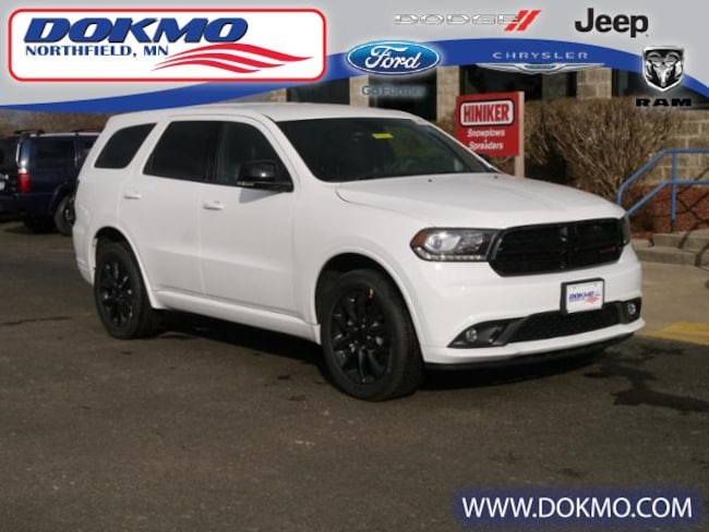 New 2018 Dodge Durango GT AWD Sport Utility Northfield, MN