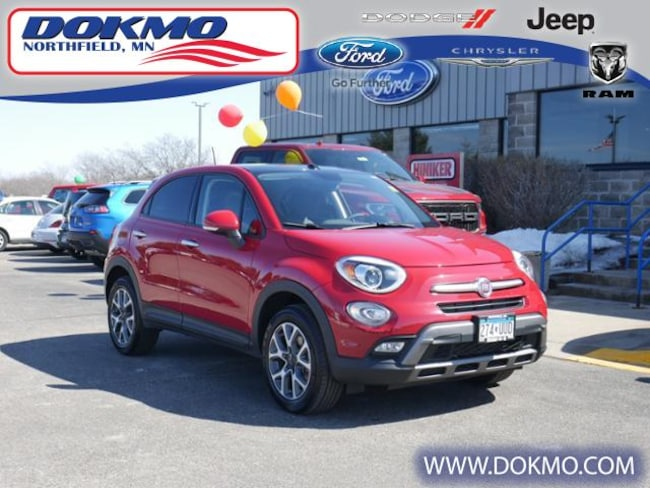 Used 2016 FIAT 500X AWD  Trekking SUV in Northfield, MN