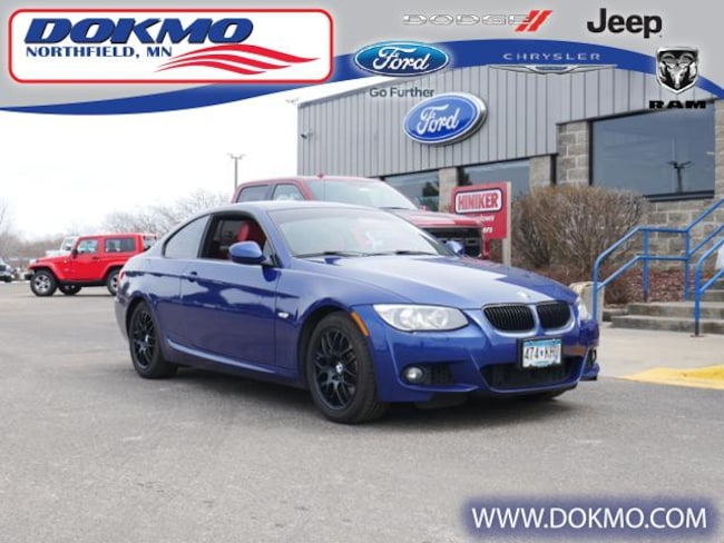 Used 2013 BMW 3 Series 335i Xdrive AWD Coupe in Northfield, MN