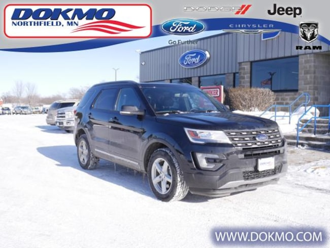 Used 2016 Ford Explorer 4WD  XLT SUV in Northfield, MN