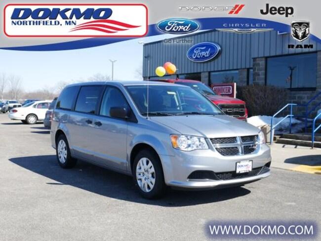 New 2019 Dodge Grand Caravan SE Passenger Van Northfield, MN