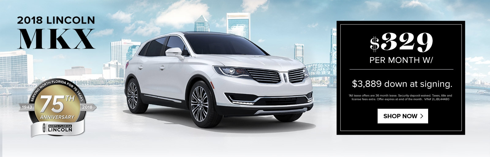 North Florida Lincoln New Lincoln Dealership In Jacksonville Fl 32216