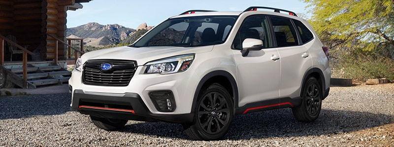 New 2021 Subaru Forester Fort Lauderdale FL