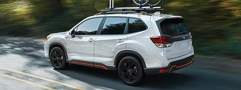 New 2020 Forester Fort Lauderdale Florida