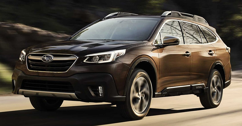 New 2021 Outback North Fort Lauderdale Subaru