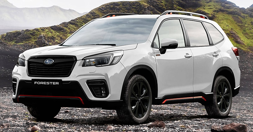 New 2021 Forester North Fort Lauderdale Subaru