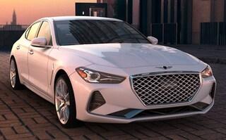 2020 Genesis G70 2.0T Prestige RWD Sedan