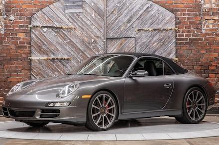 2008 Porsche 911 Carrera S Convertible