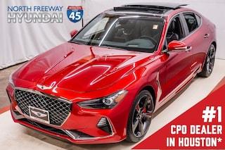 2019 Genesis G70 3.3T Dynamic Sedan