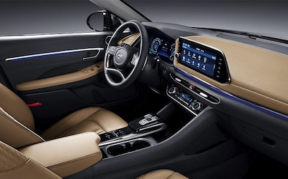New 2020 Hyundai Sonata For Sale At Baytown Hyundai Vin