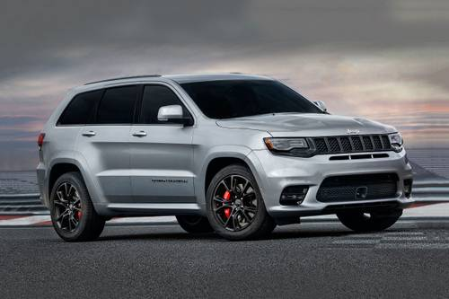 2019 Jeep Grand Cherokee SRT8