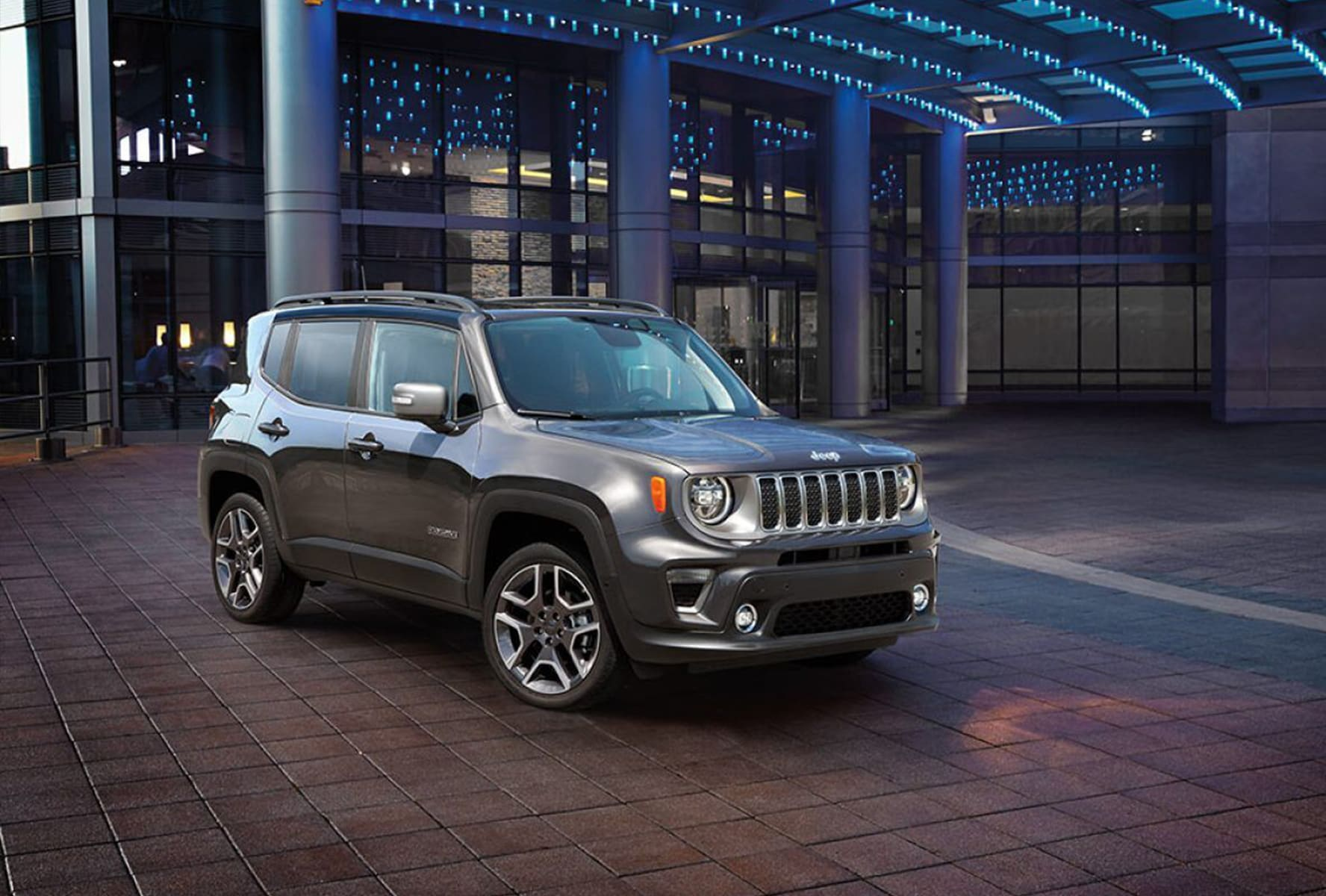 2019 Jeep Renegade exterior near Cincinnati, OH