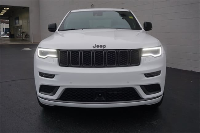 New 2019 Jeep Grand Cherokee LIMITED X 4X4 For Sale in ...