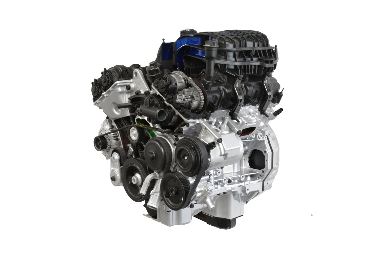 2019 RAM 1500 Engine Options