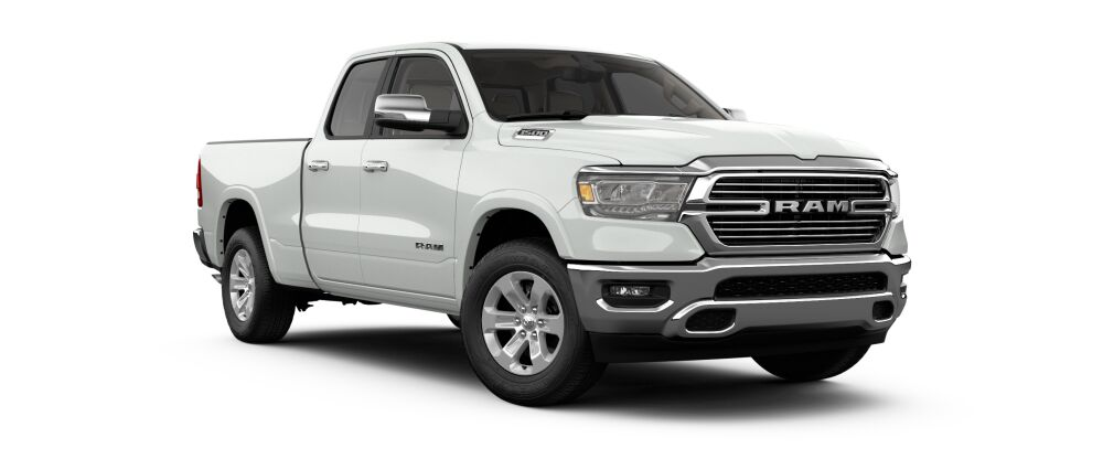 2019 RAM 1500 Exterior Color Options