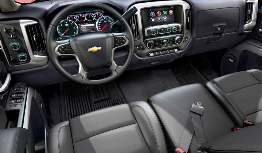 Chevy Silverado Safety Features in Fort Thomas, KY