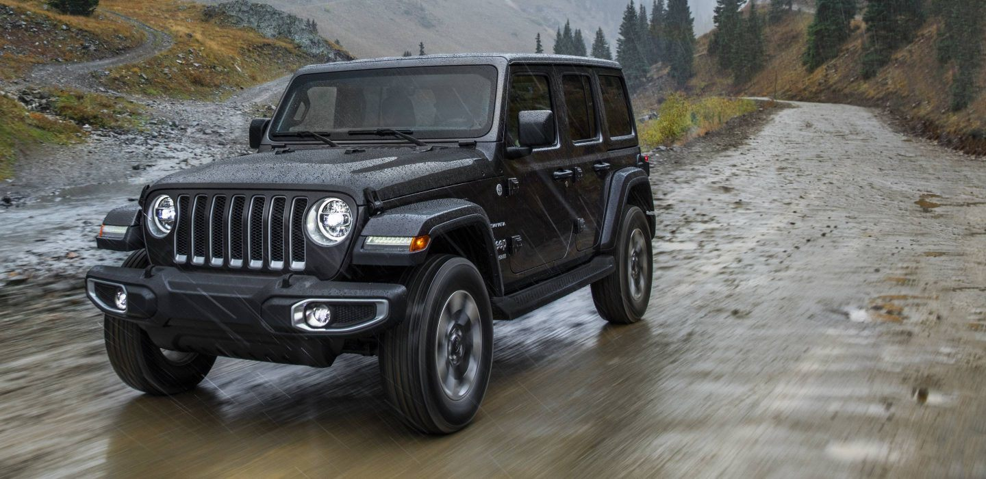 Jeep Trail Rated Badge Meaning