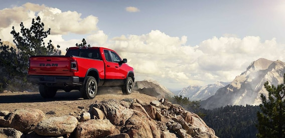 RAM 1500 Quad & Crew Cab: (Bed Size & Payload Capacity Guide