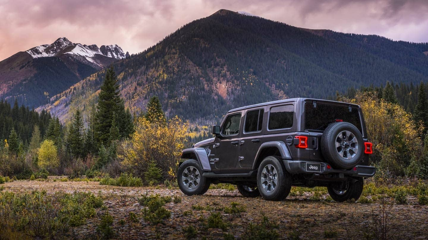 The 2019 Jeep Wrangler review in Springfield, OH