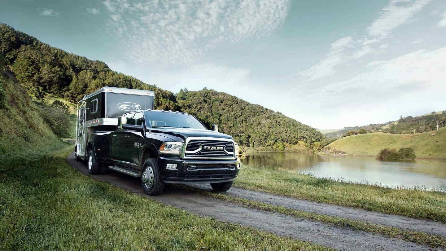 New 2018 RAM 3500 Options