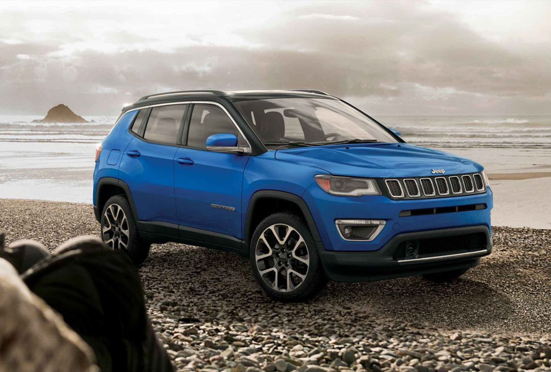 2019 Jeep Compass near Cincinnati, OH