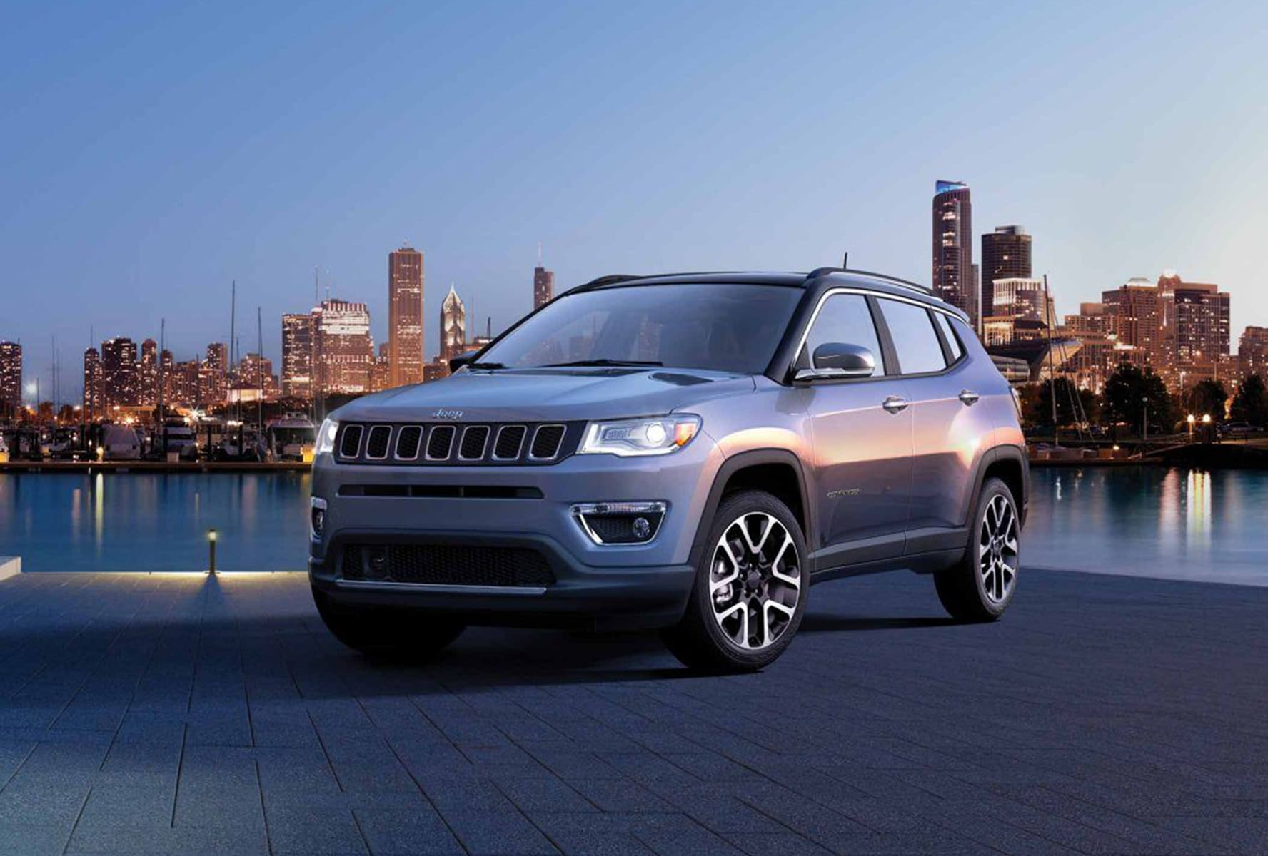 2019 Jeep Compass safety near Cincinnati, OH