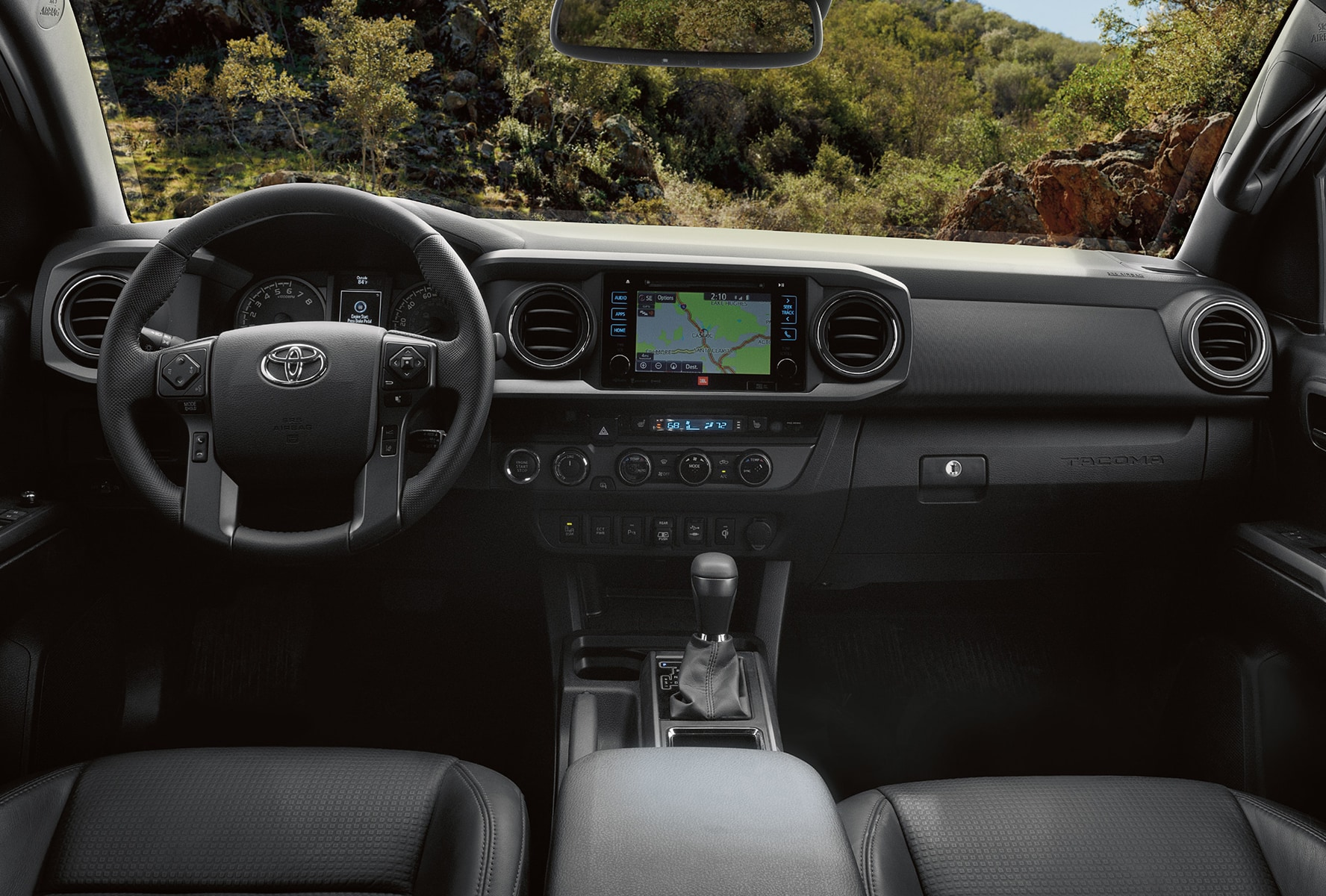 2019 Toyota Tacoma technology near Cincinnati, OH
