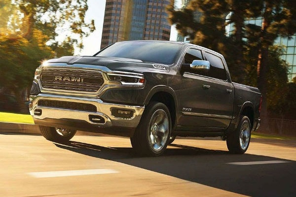 2019 RAM 1500 Payload Capacity