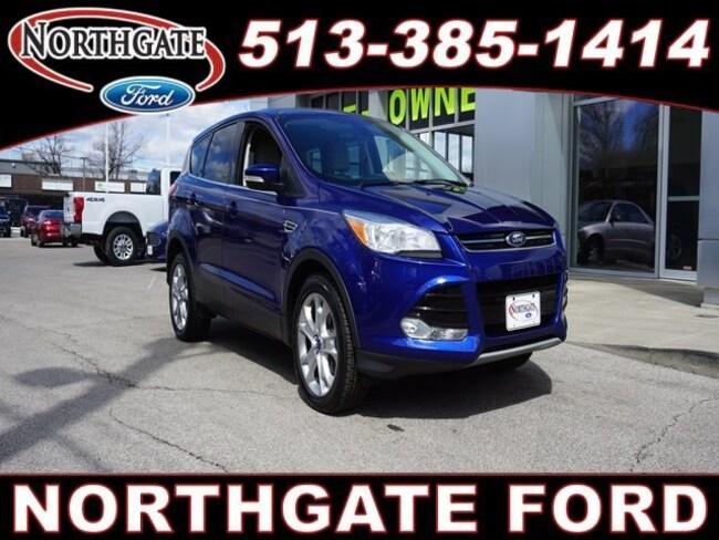 Used 2013 Ford Escape SEL SUV Cincinnati