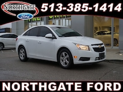 Used 2013 Chevrolet Cruze LT Sedan D7225432 in Cincinnati, OH