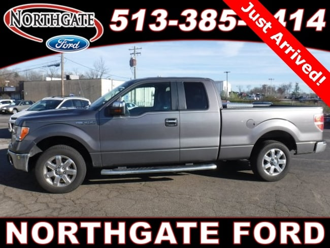 Used 2013 Ford F-150 XLT Truck Cincinnati