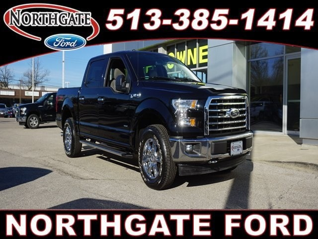 2017 Ford Truck Colors >> Used 2017 Ford F 150 Xlt Truck Supercrew For Sale Northgate Ford Vehicle Is Located In Cincinnati Oh Stock Hfb88522 Vin 1ftew1eg1hfb88522 Color