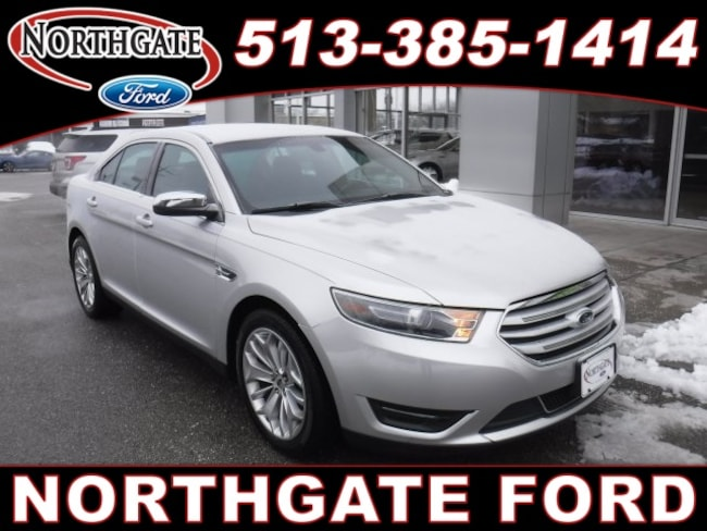 Used 2016 Ford Taurus Limited Sedan Cincinnati