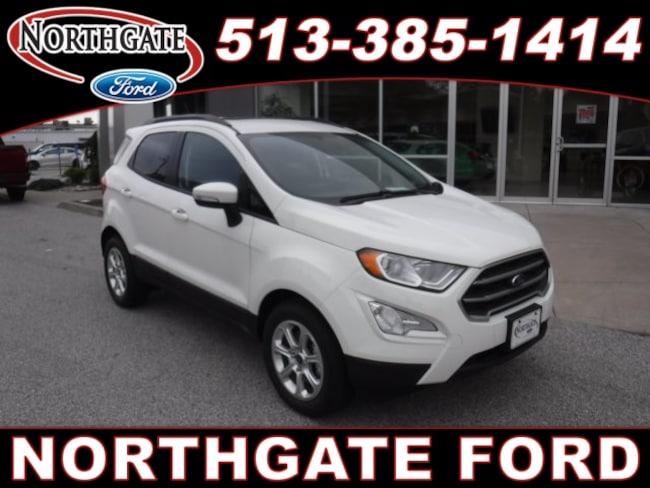 New 2018 Ford EcoSport SE SUV Cincinnati