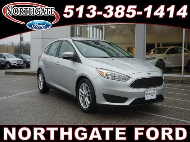Used 2018 Ford Focus SEL Hatchback Cincinnati