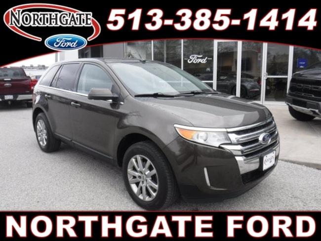 Used 2011 Ford Edge Limited SUV Cincinnati