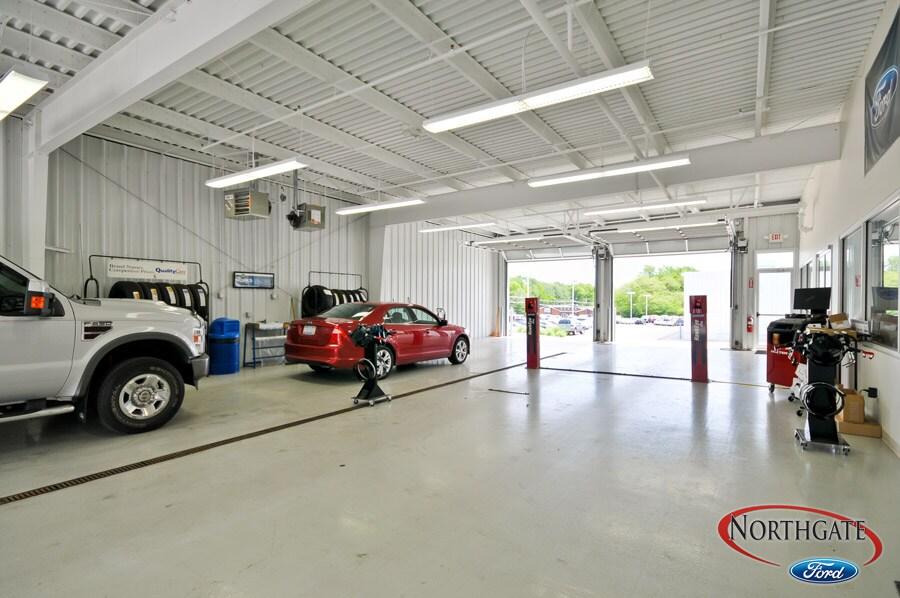 Ford Auto Repair Service In Cincinnati Ohio