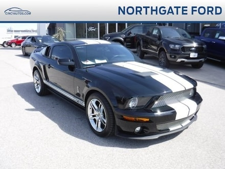2009 Ford Mustang Shelby GT500 Coupe