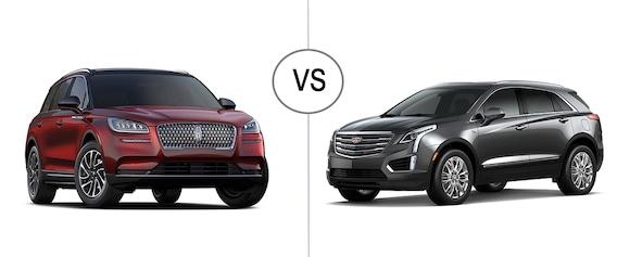 Lincoln Vs Cadillac >> 2020 Corsair Vs Cadillac Xt5 Northgate Lincoln