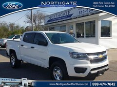 Used 2016 Chevrolet Colorado Work Truck Truck
