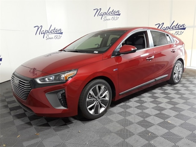 2019 Hyundai Ioniq Hybrid Limited Hatchback in Lake Park, FL