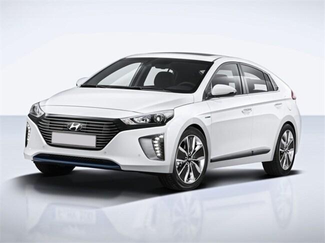 2019 Hyundai Ioniq Hybrid Limited Hatchback in Lake Park, FL